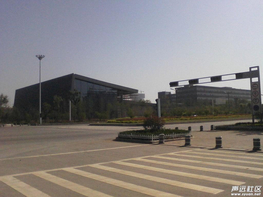 济宁城市规划展览馆