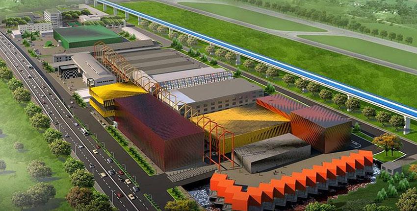 天津绿领产业园