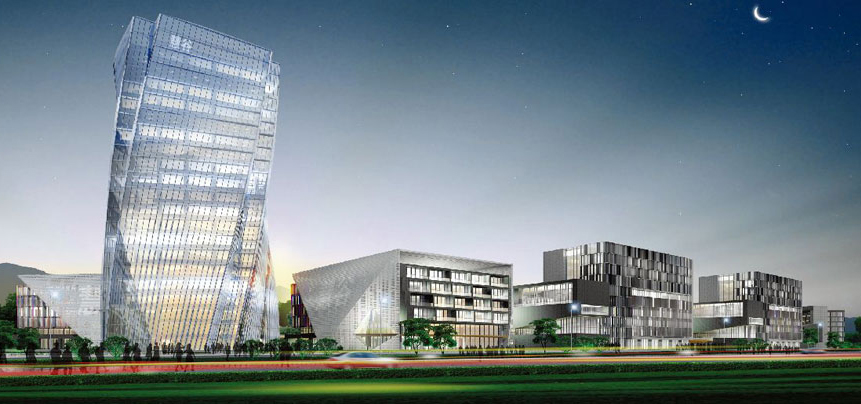 江西慧谷——红谷创意产业园