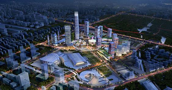 上海浦东前滩天然气分布式能源项目一期