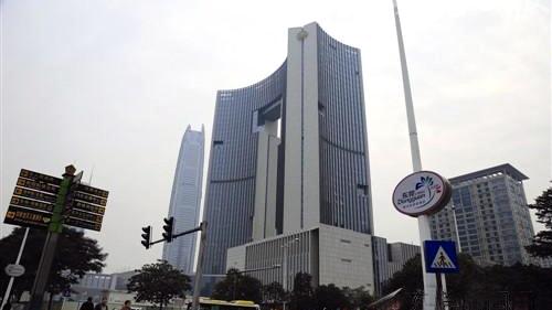 东莞市商业中心(海德广场)