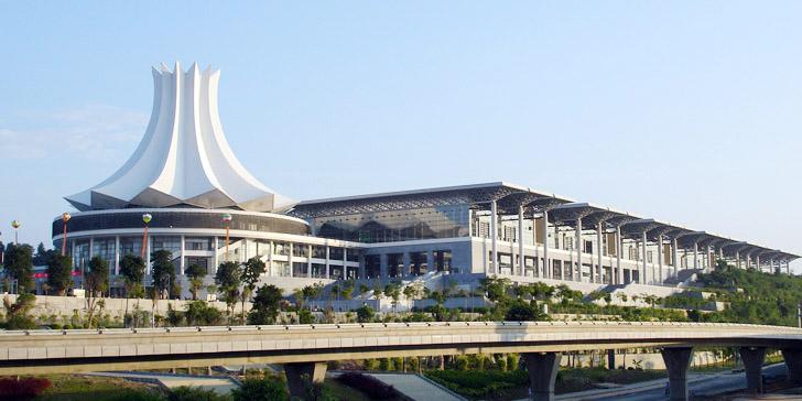 南宁国际会展中心改扩建