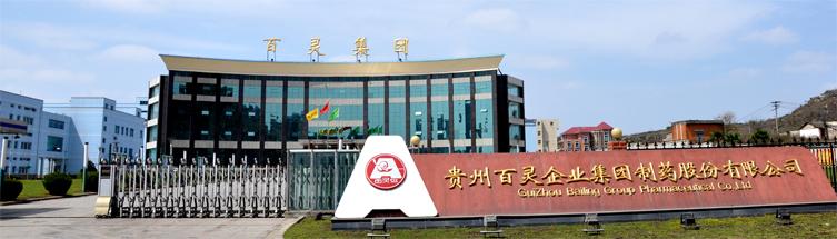 贵州百灵企业集团天台山药业有限公司
