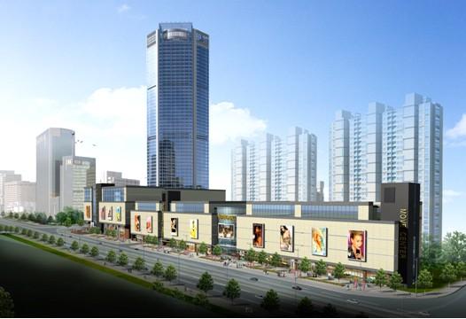 南京市同曦国际广场