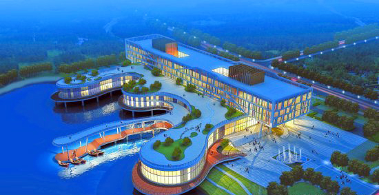 唐山世界园艺博览会商务中心