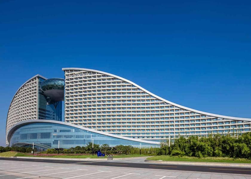 武汉国博洲际酒店