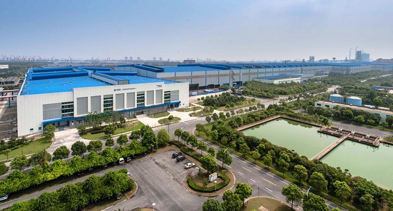 中国电信上海宝之云数据中心