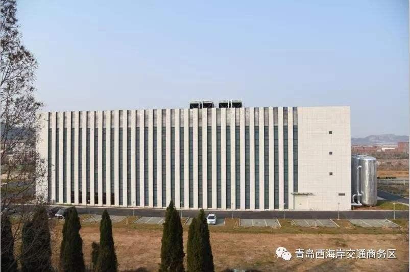 中国电信青岛云计算基地